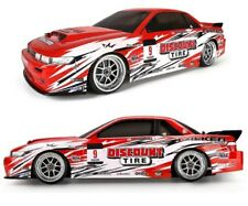 New HPI 1/10 Touring NISSAN S13 Clear Body 200mm 109385