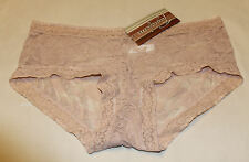 Fayreform Divinity Ladies Latte Coloured Lace Bikini Brief Size XXL 18 New