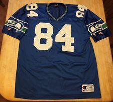 Mens Vintage Seattle Seahawks Joey Galloway Champion Jersey XL
