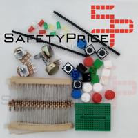 KIT BASICO COMPONENTES ELECTRONICOS ARDUINO 250 PIEZAS Arduino,Electronica