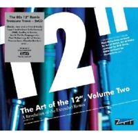 "THE ART OF THE 12"" VOL.2 2 CD NEU"