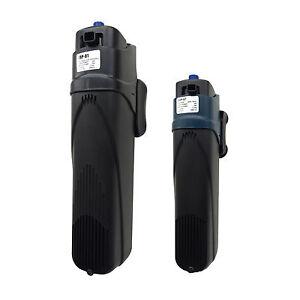 Aquarium Fish Tank Internal Filter with UV Steriliser Clarifier Pump All in One