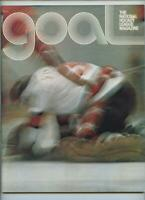 1973 Vintage NHL Hockey Program Philadelphia Flyers Atlanta Flames GOAL