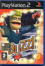 Buzz! Il Superquiz GIOCO PS2 VERSIONE ITALIANA