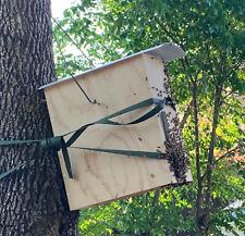 Honeybee Swarm Trap Bee Hive The Bees Kneeds