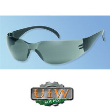 SMOKE Gray Safety / SUN Glasses - Lightweight - 144 PAIR - CASE