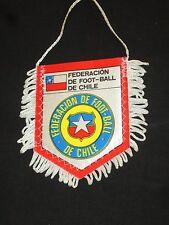 fanion wimpel pennant ancien football  FEDERACION PERUANA DE FUTBOL PEROU PERU