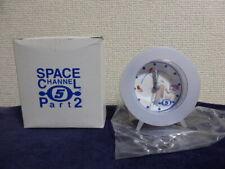 Space Channel 5 Part 2 Limited Edition Promotional Clock *Dreamcast* Sega DC