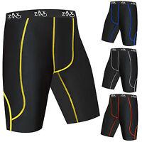 Mens Compression Shorts Base Layer Underwear Skin Tights Shorts Running Yoga