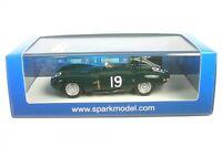 Jaguar D No.19 Winner 12h Sebring 1955 (M. Hawthorn - P. Walters)