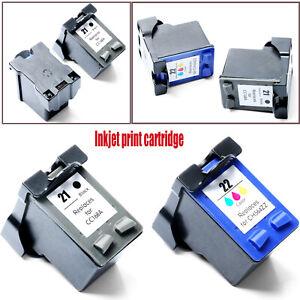 21XL & 22XL Color Inkjet Cartridge For HP Deskjet F2180 F2280 F380 F340 D1460