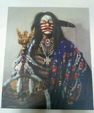 """""""Power of the Eagle"""" by J.D. Challenger CANVAS Signed and Numberd!"""