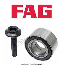 For Audi A4 Quattro S4 Rear Left or Right Wheel Bearing Kit FAG 713 6102 900