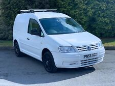da22cf4866 VOLKSWAGEN VW CADDY VAN 2.0 SDI 69BHP KOMBI CREWCAB 2006 56 COLOUR CODED NO  VAT