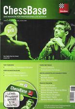 ChessBase Magazin 183: Heft + DVD - Schach NEU / OVP !!