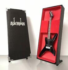 Chuck Schuldiner (Death) - B.C. Rich miniature guitar