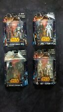 Hasbro Star Wars The Clone Wars Mission Series Complete Set Unopened Collection