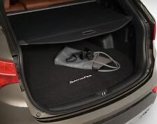 Genuine 2013-2017 Hyundai Santa Fe Trunk Cover Screen