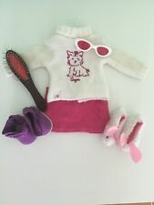 American Girl Doll Outfit And Accessories