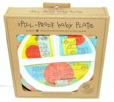 Spill-Proof Baby Plate Sugar Booger Brand New Ships VERY FAST! NIB