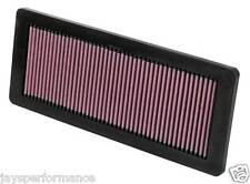 KN AIR FILTER REPLACEMENT FOR MINI COOPER S 1.6L-L4; 2006 (EU), 2007 (US)