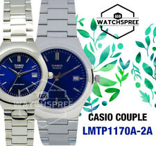 Casio Couple Watch LTP1170A-2A MTP1170A-2A