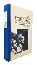 Ekbert Faas - Young Robert Duncan - LIMITED FIRST EDITION, SIGNED by Both