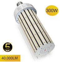 300W Led Corn Light Bulb Led Bulbs Replacement 1500Watt E39 Mogul Base 5000K