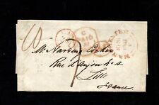 """1841  """"Manchester"""" nach Frankreich         (#7223)"""