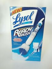 Lysol Ready-Brush Complete Toilet Cleansing System With Brush, Refill and Caddy