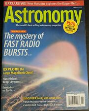 Astronomy Magazine February 2018 The Mystery of Fast Radio Bursts