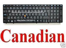 Keyboard for HP EliteBook 8560w 8570w - CA Canadian 690648-DB1 703151-DB1