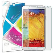 9x Samsung Galaxy Note 3 Screen Protector Anti-Glare Front