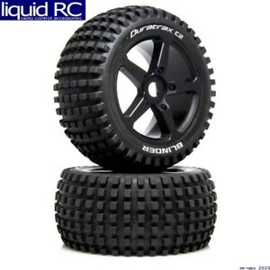 Duratrax C5571 1/8 BLINDER Truggy Tire C2 Mounted 0 Offset 2