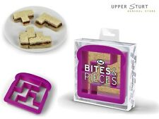 Fred Bites and Pieces Crust Cutter Sandwich Cutter Tetris Cutter FAST SHIPPING