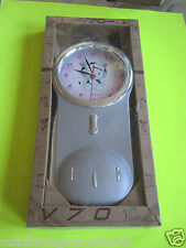 Cat Clock New in Box