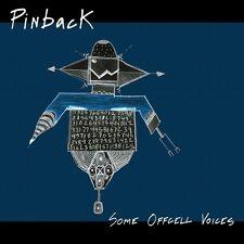 PINBACK - SOME OFFCELL VOICES   CD NEU