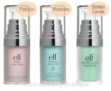 ELF E.L.F. Cosmetics FACE PRIMER Makeup Foundation Base PORELESS HYDRATING Clear