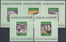Aviation Libyan Stamps