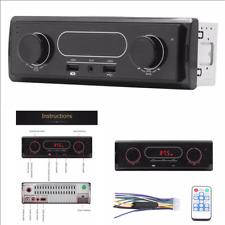 Car  MP3 Player Audio Radio Stereo Bluetooth FM Aux In Receiver USB In-Dash 12V