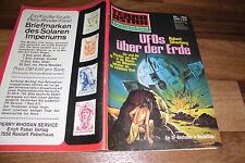 TERRA ASTRA  # 103 -- UFOs über der ERDE // Robert Silverberg 1973