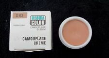 Dermacolour Camouflage Cream,25ml,Shade D63,,,Tv,Cd,Ts