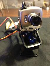 Pan Tilt PT Camera Platform Anti Vibration Camera Mount FPV fully assembled rc