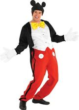 FANCY DRESS COSTUME ~ LICENSED DISNEY MICKEY MOUSE XL