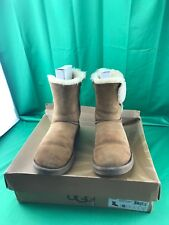 Ugg Bailey Button Bomber Womens Size 9