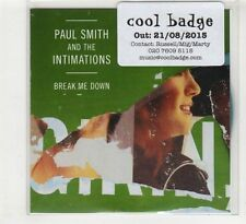 (HE159) Paul Smith & The Intimations, Break Me Down - 2015 DJ CD