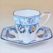 Disney Alice in Wonderland Demitasse Cup and Saucer Floral Tableweare[75]