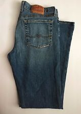 Lucky brand jeans Billie womens size 31 regular relaxed straight medium was B-10