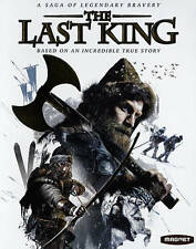 The Last King (Blu-ray Disc, 2016) brand new with slip cover