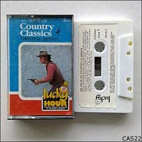 An Hour Of Country Classics Original Artists Tape Cassette (C22)